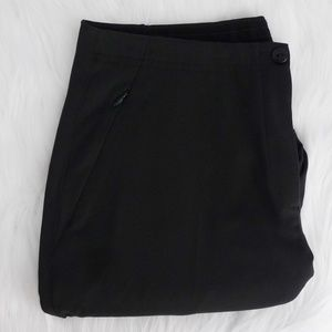 Tail Golf Athletic Black Pants Sz 6